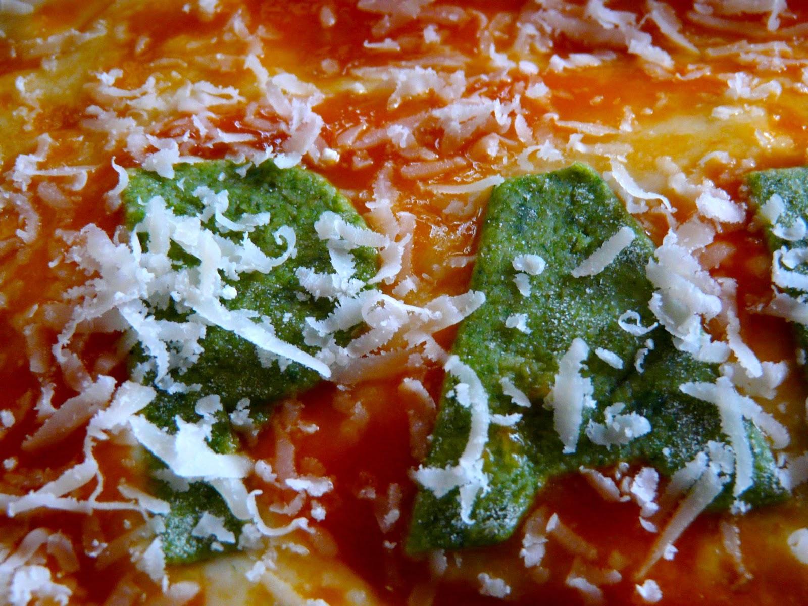 lasagne con il nome
