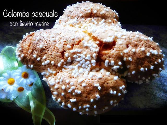 colomba pasquale ricetta Morandin