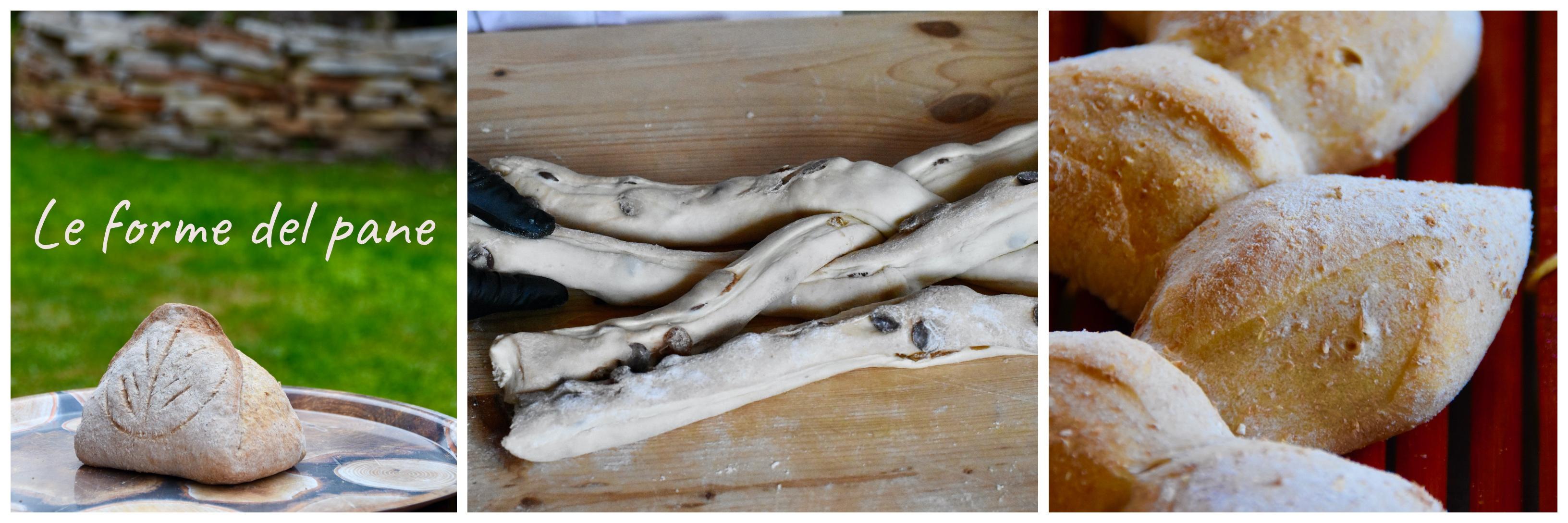 le forme del pane di profumodibroccoli