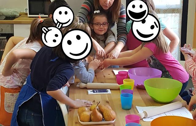 cucinare con i bambini. corsi di cucina per piccoli