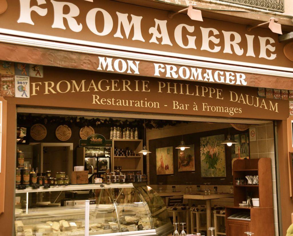 fromagerie de Frejus