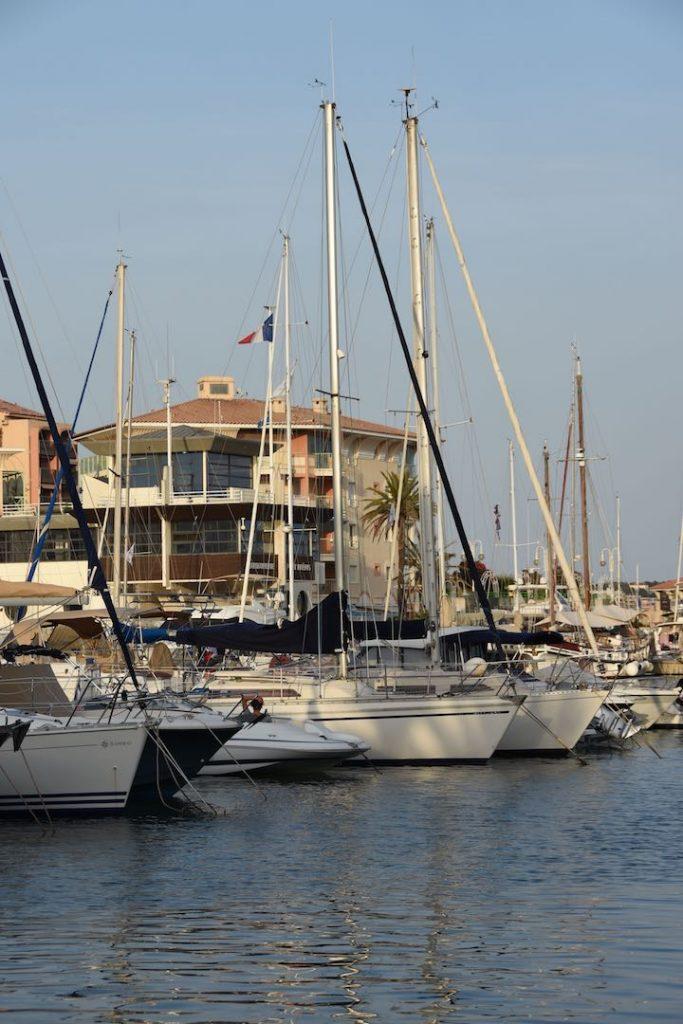 Capitaneria di Port Fréjus