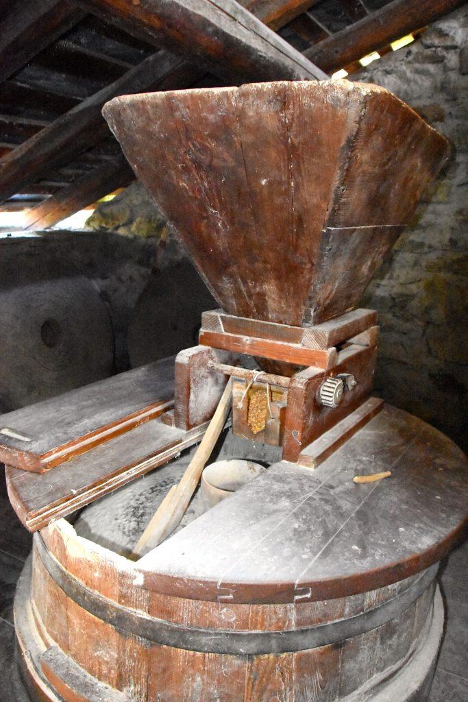 Antico mulino ad acqua di Seissogne