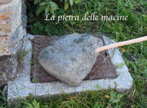 pietra delle macine di saint marcel