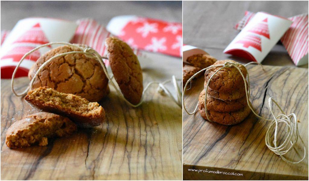 Cookies with Amaretti and Mascarpone