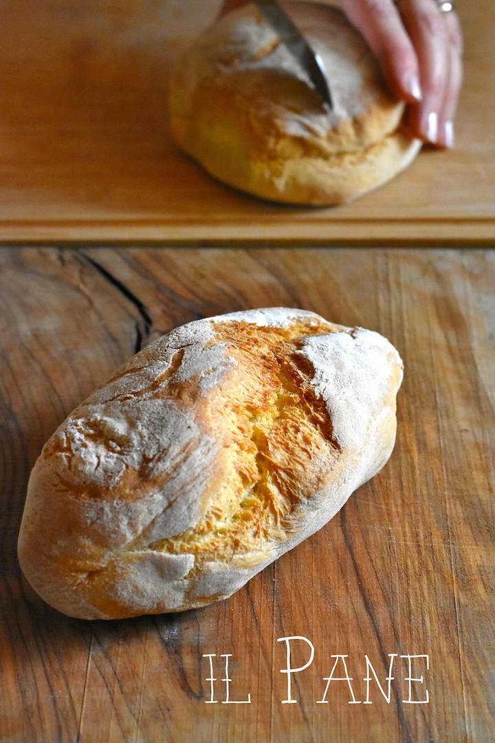 ricette pane fatto in casa