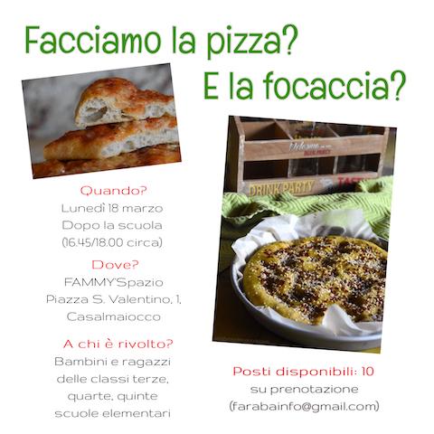 corso pizza focaccia