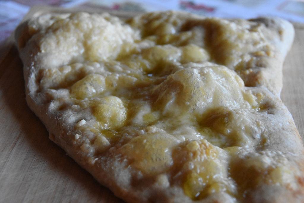 pizza bianca lievitazione naturale