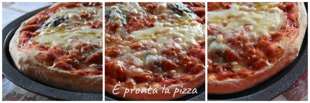 pizza margherita pasta madre