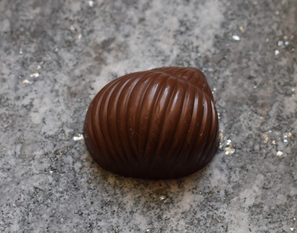 cioccolatini forma castagna