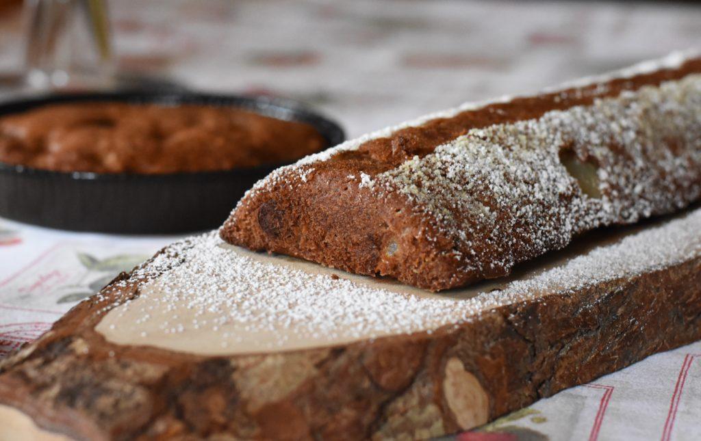 torta pere cioccolato stravecchio