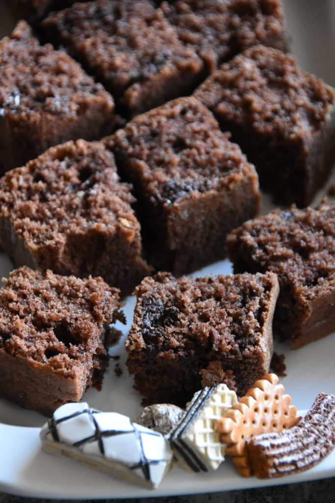 plumcake cacao cioccolato