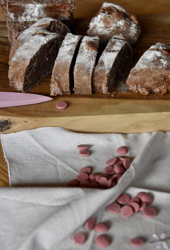 pane cioccolato ruby