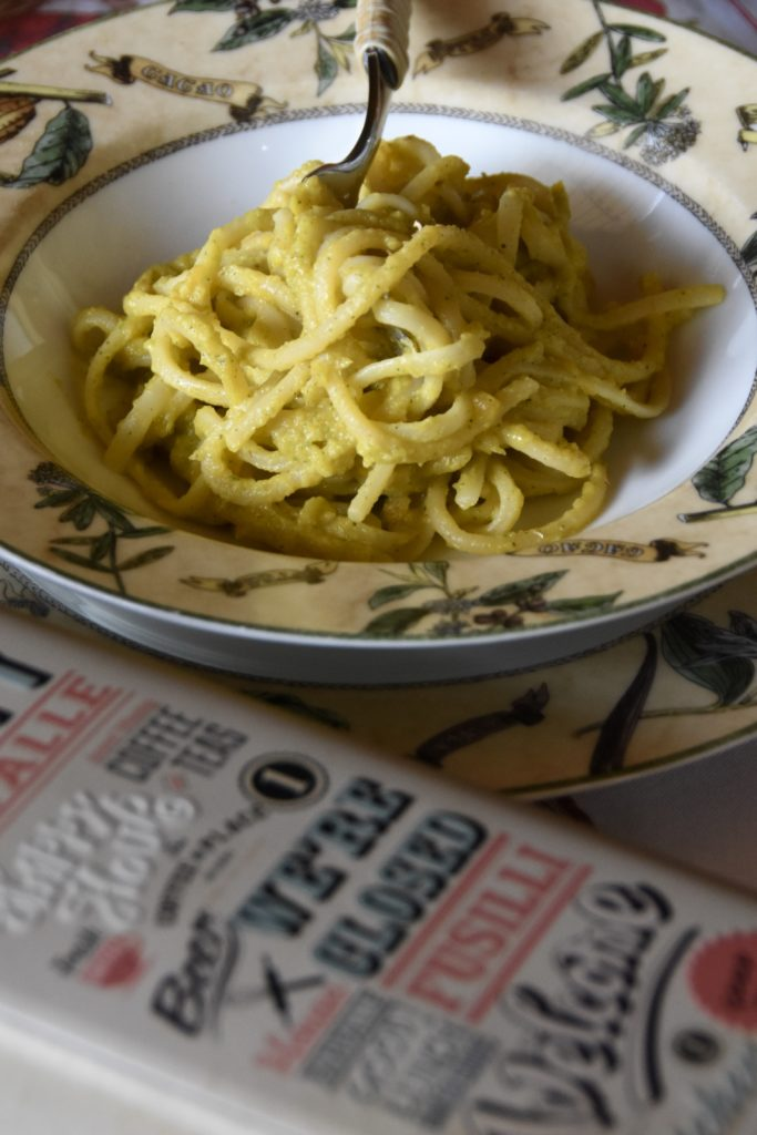 spaghetti salsa contadina