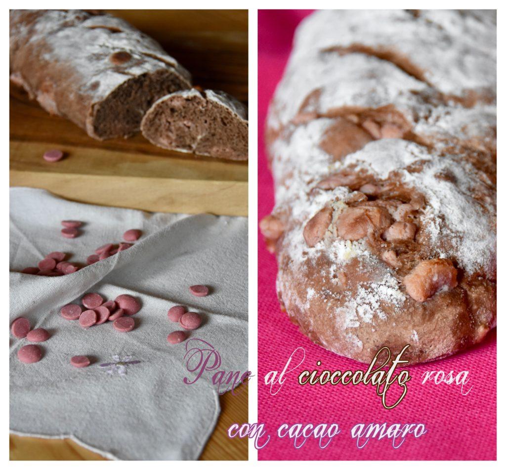 pane cioccolato rosa