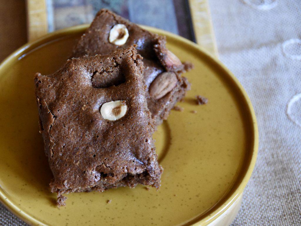 torta integrale cacao