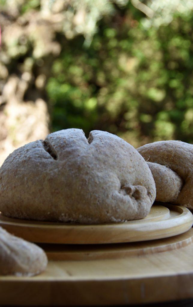 pane integrale segale grano tenero